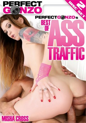 Жопный Трафик: Лучшее / Best Of Ass Traffic (2017) DVDRip